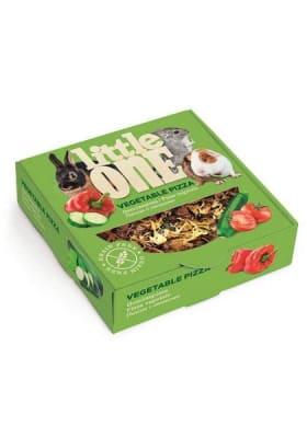 Лакомство для грызунов Little One Пицца с овощами, 0.055кг