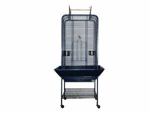 Клетка для птиц вольер № 1 ( 80 * 80 * 150 ) А16