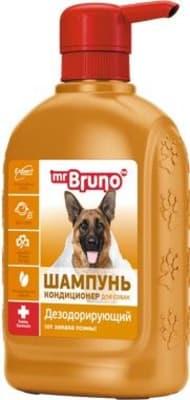 Шампунь-кондиционер М.Бруно для собак дезодорирующий, 0.350л