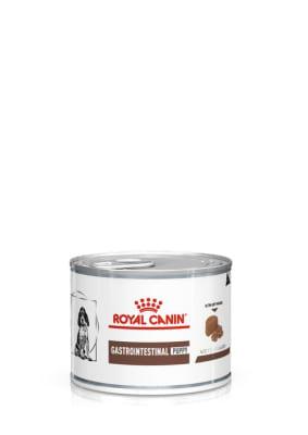 Влажный корм для щенков Royal Canin Gastrointestinal Puppy мусс, 0.195кг
