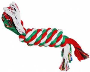 Игрушка для собак Грейфер плетенная веревка