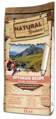 NG Optimum Recipe Large Breed сухой корм для собак крупных пород всех возрастов, 12кг