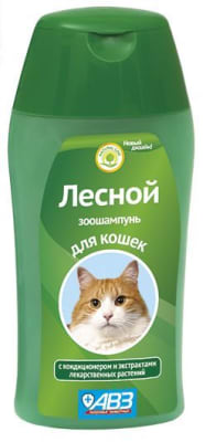 Шампунь Лесной для кошек, 0.18кг