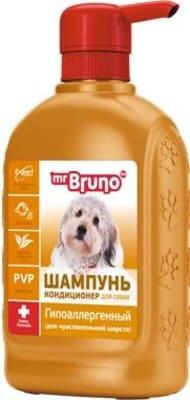 Шампунь-кондиционер М.Бруно для собак гипоаллергенный, 0.350л