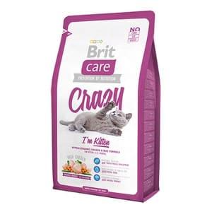 Brit Premium сухой корм для котят Care, 2кг