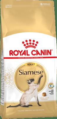 Royal Canin SIAMESE ADULT 0.4кг, Корм для cиамских кошек старше 12 месяцев