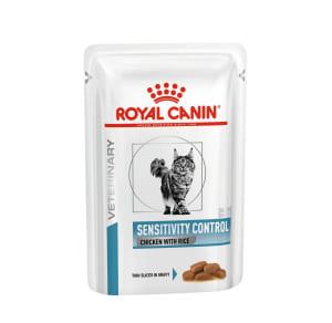 Влажный корм для кошек  Royal Canin Sensitivity Control Feline при аллергии пищевой, 0.085 кг