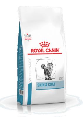 Сухой корм Royal Canin Skin & Coat, 1.5кг