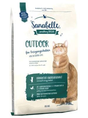 Сухой корм для кошек Sanabelle Outdoor, 2кг