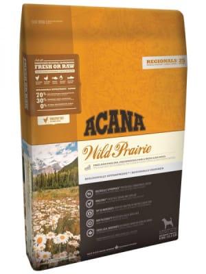 Acana для собак и щенков Wild Prairie со вкусом курицы, 2кг