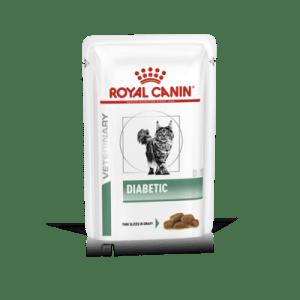 Влажный корм для кошек Royal Canin Diabetic при сахарном диабете, 0.085 кг