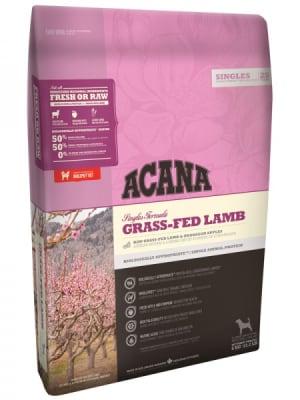 Acana для собак с чувствительным пищеварением Grass-Fed Lamb со вкусом ягненка, 2кг
