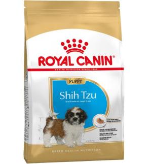 Royal Canin SHIH TZU PUPPY 1.5кг, Корм для щенков породы ши-тцу в возрасте до 10 месяцев