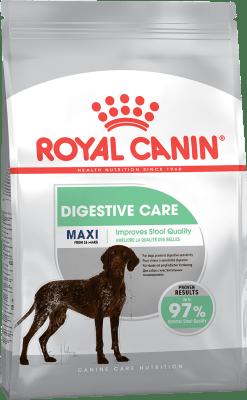 Royal Canin MAXI DIGESTIVE CARE 3кг, Корм для собак с чувствительной пищеварительной системой
