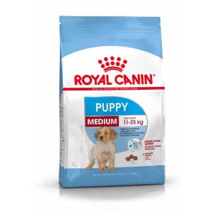 Сухой корм для щенков Royal Canin средних размеров Medium Puppy, 14кг