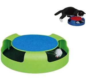 Игрушка для кошек мышь в ловушке