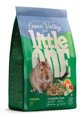 Корм для дегу Little One Зеленая долина, 0.75кг