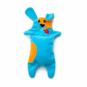 Игрушка для собак OSSO песик с неубиваемой пищалкой