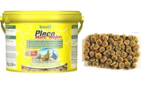 Корм для рыб ТЕТРА  Pleco Spirulina Wafer, 3.6л