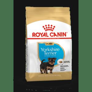Royal Canin YORKSHIRE TERRIER PUPPY 0.5кг, Корм для щенков породы йоркширский терьер в возрасте до 10 месяцев