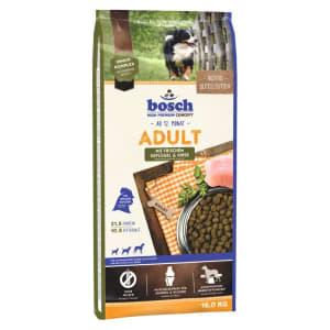 Bosch Adult с птицей и просом сухой корм для собак, 1кг