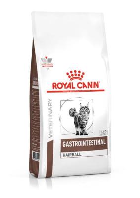 Сухой корм для кошек Royal Canin Gastrointestinal Hairball при нарушениях пищеварения, 0.4кг