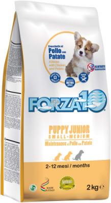 Корм для кошек Forza10 Puppy Junior Pollo со вкусом рыбы, 2кг