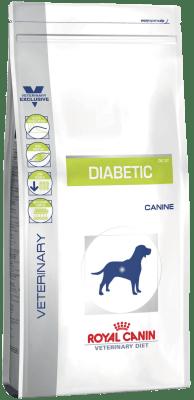 Royal Canin DIABETIC DS37 диета для собак при сахарном диабете, 1.5кг