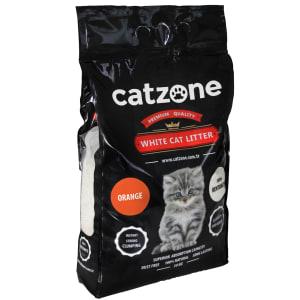 Наполнитель Catzone Orange (Цитрус), 10кг