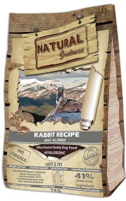 NG Rabbit Recipe Light & Fit сухой корм для взрослых собак всех пород, 12кг