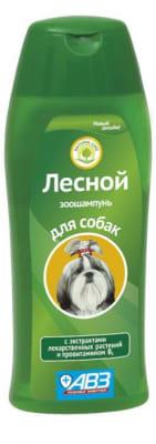 Шампунь Лесной для собак, 0.27кг