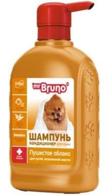 Шампунь-кондиционер М.Бруно для собак пушистое облако, 0.350л