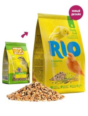 Корм для канареек Рио, 0.5кг