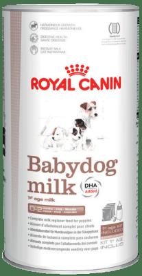 Royal Canin BABYDOG MILK 0.4кг, Заменитель молока для щенков с рождения до отъема