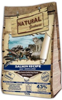 NG Salmon Recipe Sensitive Adult Medium & Large сухой корм для взрослых собак средних и крупных пород, 12кг