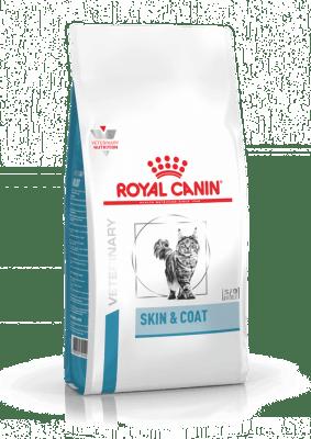 Сухой корм для кошек Royal Canin Skin & Coat, 3.5кг