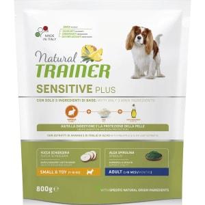 Trainer Sensitive Plus Adult Mini Rabbit сухой корм для собак, 0.8кг
