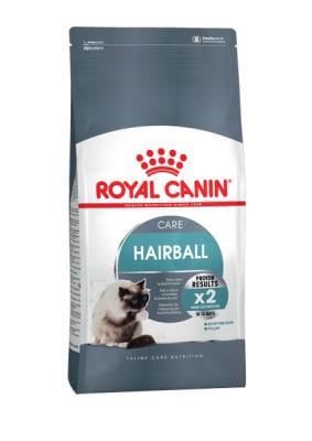 Royal Canin HAIRBALL CARE 10кг, Для взрослых кошек в целях профилактики образования волосяных комочков в желудочно-кишечном тракте