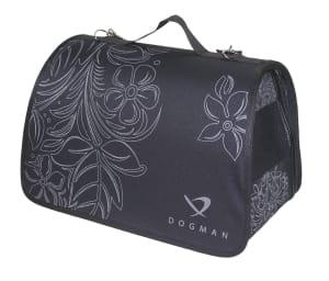 DOGMAN сумка-переноска с мехом Лира №3
