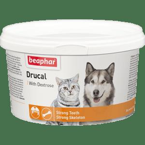 Кормовая добавка Beaphar Drucal для кошек и собак, 0.25кг