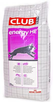 Корм Royal Canin HE Pro  высококалорийное питание для взрослых cобак, 20кг