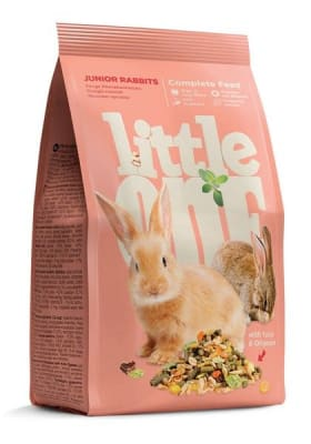 Корм для молодых кроликов Little One, 0.4кг
