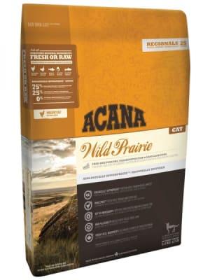 Acana для кошек Wild Prairie со вкусом курицы, 5.4кг
