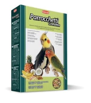 Комплексный корм для средних попугаев Padovan GrandMix, 0.85кг