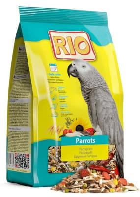 Корм Рио для крупных попугаев, 20кг