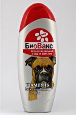 Шампунь БиоВакс для жесткошерстных собак, 0.350л
