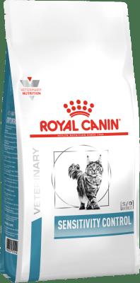 Royal Canin SENSITIVITY CONTROL 0.4кг, Диета для кошек при пищевой аллергии / непереносимости
