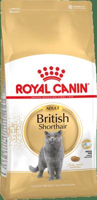 Royal Canin BRITISH SHORTHAIR ADULT 0.4кг, Корм для кошек британской короткошерстной породы старше 12 месяцев