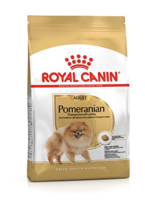 Сухой корм для собак Royal Canin Pomeranian Adult, 0.5кг