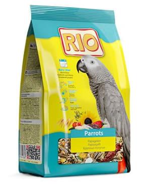Корм Рио для крупных попугаев, 0.5кг
